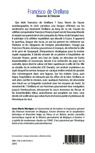 4eme Francisco de Orellana