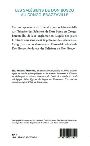 4eme Les Salésiens de Don Bosco au Congo-Brazzaville