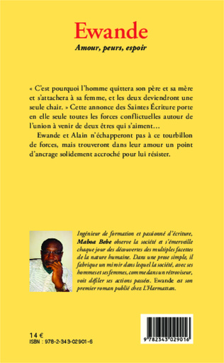 4eme Ewande Amours, peurs, espoir