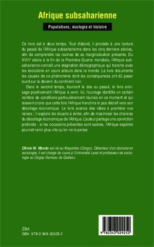 4eme Afrique subsaharienne