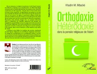 4eme Orthodoxie et hétérodoxie dans la pensée religieuse de l'islam