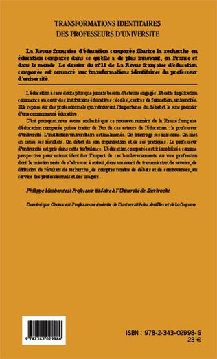 4eme Carole Joffray-Carré, Genèse du savoir-agir professionnel : le cas des professeurs d'école débutants, thèse de doctorat en sciences de l'éducation, soutenue le 9 juillet 2012 à l'Université de Caen Basse-Normandie