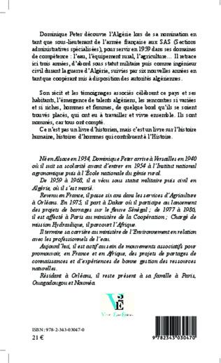 4eme Années d'Algérie 1959-1968