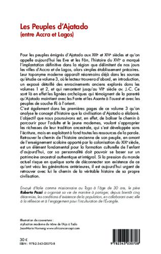 4eme Les peuples d'Ajatado (entre Accra et Lagos) (Tome 3)