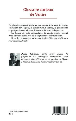 4eme Glossaire curieux de Venise