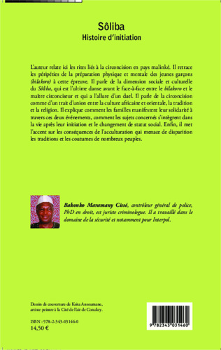 4eme Sôliba histoire d'initiation