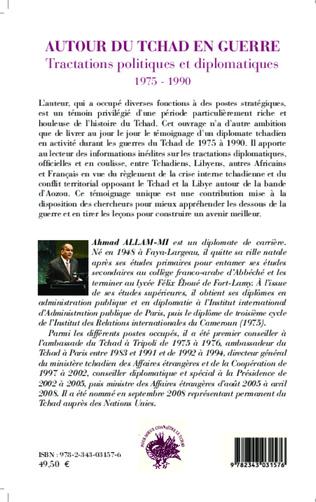 4eme Autour du Tchad en guerre
