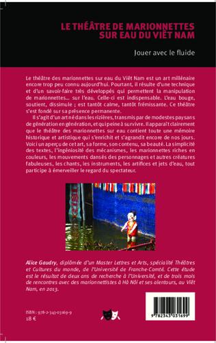 4eme Le théâtre de marionnettes sur eau du Viêt Nam