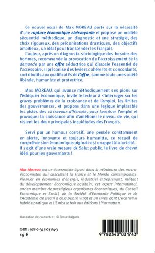 4eme Ambition économique française