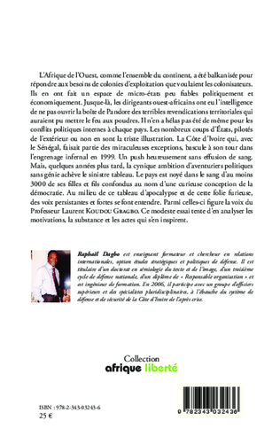 4eme Laurent Gbagbo : la passion d'une espérance démocratique