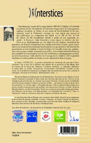 4eme Enseignement supérieur, tradition et gouvernance :