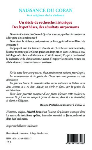 4eme Naissance du Coran