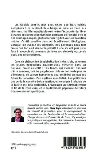 4eme La France a-t-elle encore envie d'avenir ?
