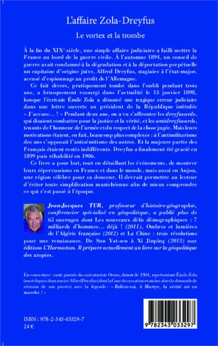 4eme L'affaire Zola - Dreyfus