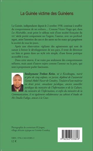 4eme La Guinée victime des Guinéens