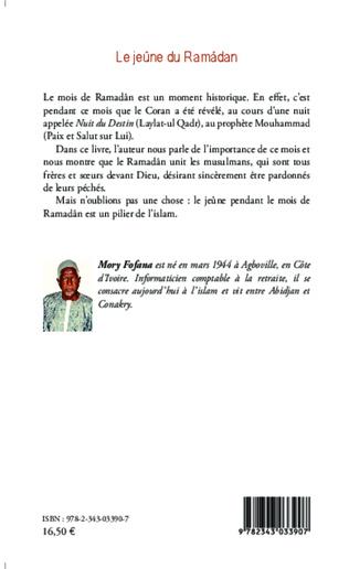 4eme Le jeûne du Ramâdan