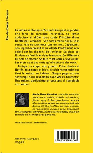 4eme Intrépide Marie Chaussette