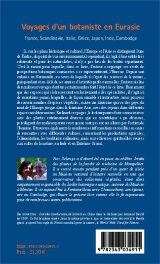 4eme Voyages d'un botaniste en Eurasie