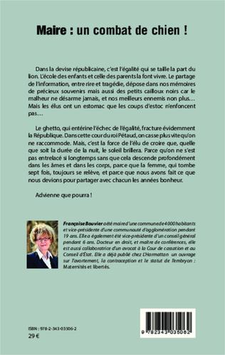 4eme Maire : un combat de chien !