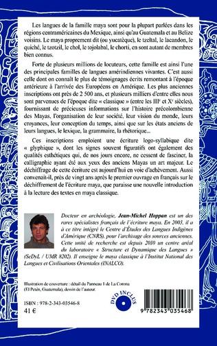 4eme Parlons maya classique