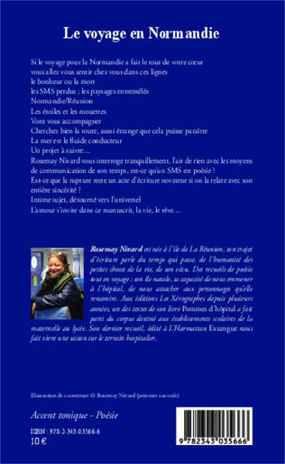 4eme Le voyage en Normandie