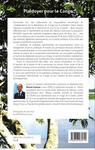 4eme Plaidoyer pour le Congo