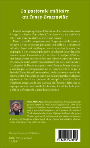 4eme La pastorale militaire au Congo-Brazzaville