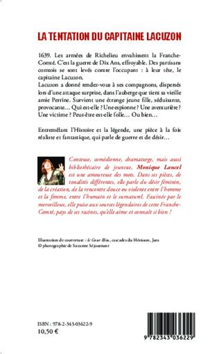4eme La Tentation du capitaine Lacuzon