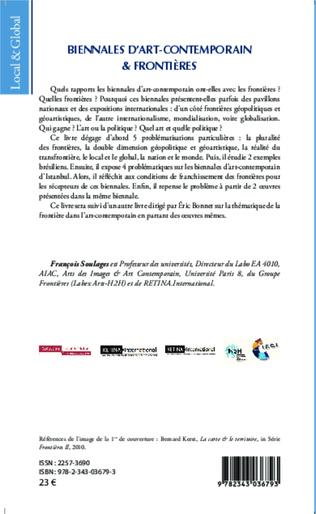 4eme Biennales d'art-contemporain & frontières