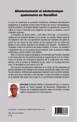 4eme Alluvionnements et néotectonique quaternaires en Roussillon