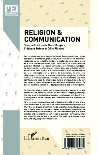 4eme Religion et communication