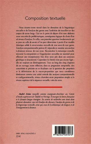 4eme Composition textuelle