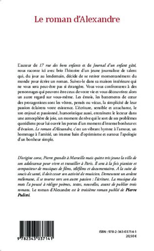 4eme Le roman d'Alexandre