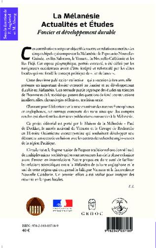 4eme La Mélanésie