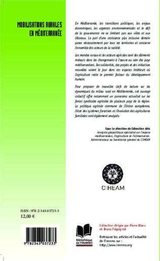4eme Mobilisations rurales en Méditerranée