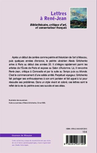 4eme Lettres à René-Jean