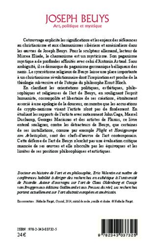 4eme Joseph Beuys