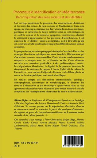 4eme Processus d'identification en Méditerranée