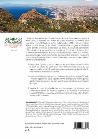 4eme Les Mhadja d'El Gaada et leur identité face au colonialisme français