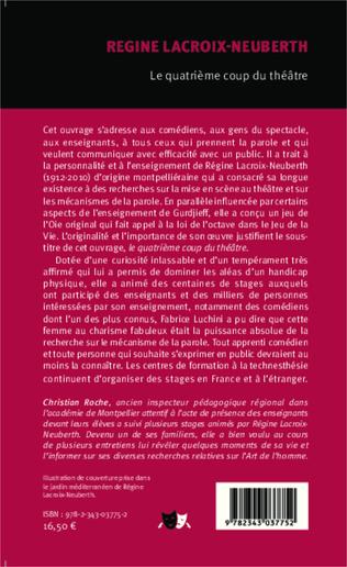 4eme Regine Lacroix-Neuberth