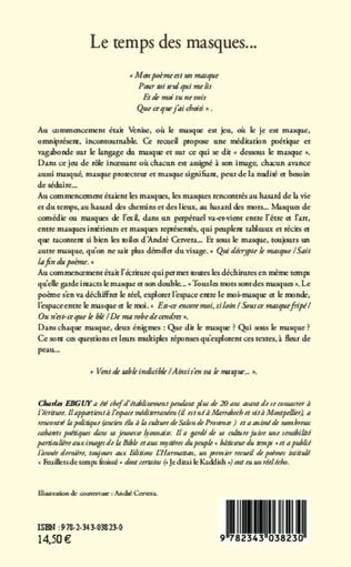 4eme Le temps des masques... Poèmes (2012 2014)