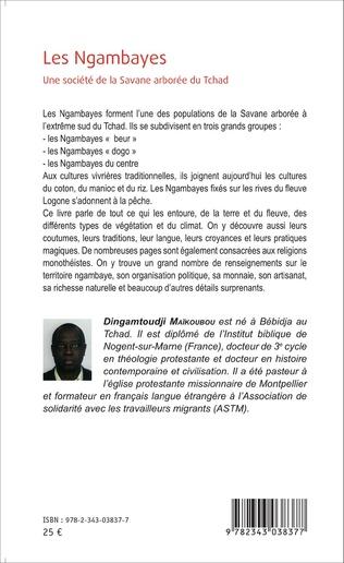 4eme Les Ngambayes