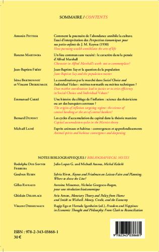 4eme Cahiers d'économie politique 66