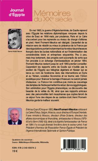 4eme Journal d'Egypte