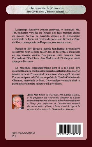4eme Le surprenant manuscrit de Lyon