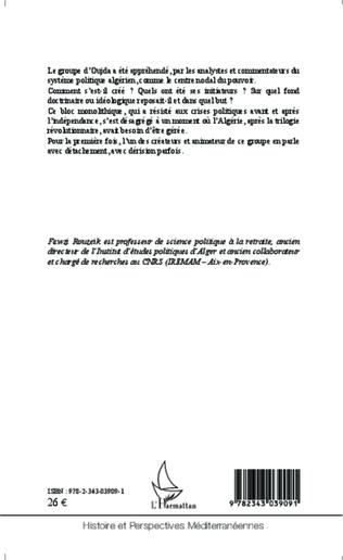 4eme Le groupe d'Oujda revisité par Chérif Belkacem