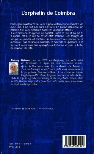 4eme L'orphelin de Coimbra