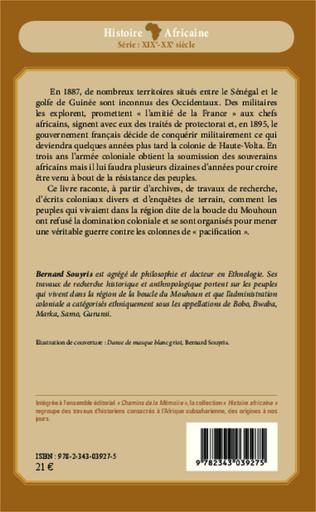 4eme Oppression coloniale et résistance en Haute-Volta