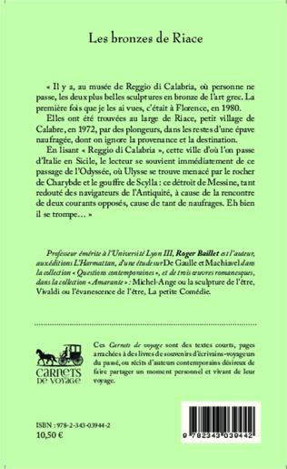 4eme Les bronzes de Riace