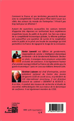 4eme Réformer la France et l'économie territoriale